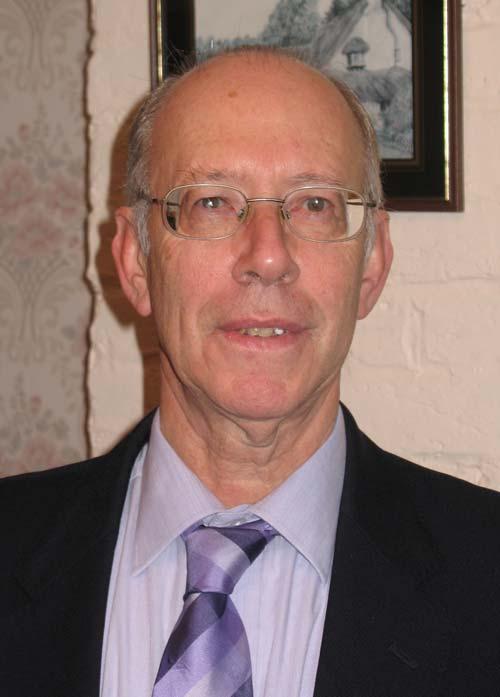 Pastor Jack Hampshire